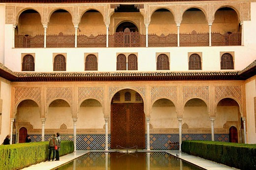 Stock Photo: 1566-463711 Royal complex, Alhambra, Granada. Andalucia, Spain