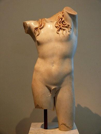 Stock Photo: 1566-463831 Classic Sculpture, Vatican Museum, Rome, Lazio, Italy