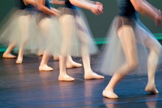 ballet dancers : Stock Photo