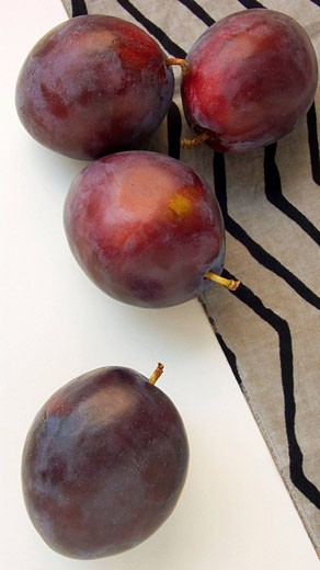 Stock Photo: 1566-474168 Plums