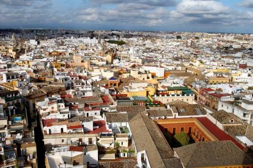 Stock Photo: 1566-478507 Sevilla. Andalucia, Spain