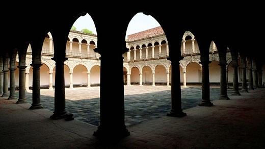 Convento de La Merced. Centro Ciudad de México. : Stock Photo