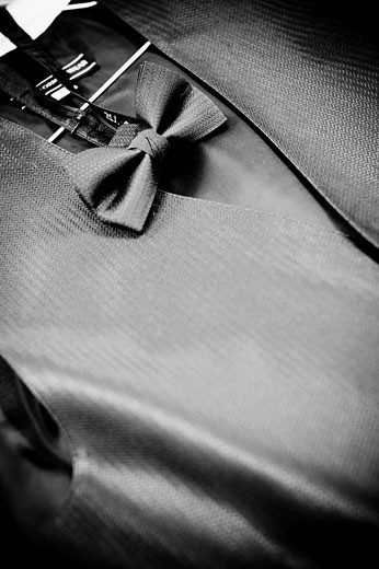 Suit vest, still life : Stock Photo