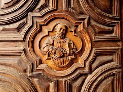Catedral de Cuautitlán door Norte de Ciudad de México : Stock Photo