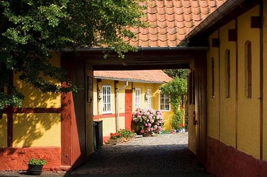 Stock Photo: 1566-505434 Bornholm, Denmark