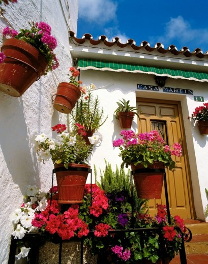 Stock Photo: 1566-506665 Benalmadena. Malaga province, Andalucia, Spain