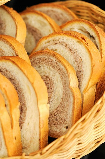 Stock Photo: 1566-507065 Bread slices