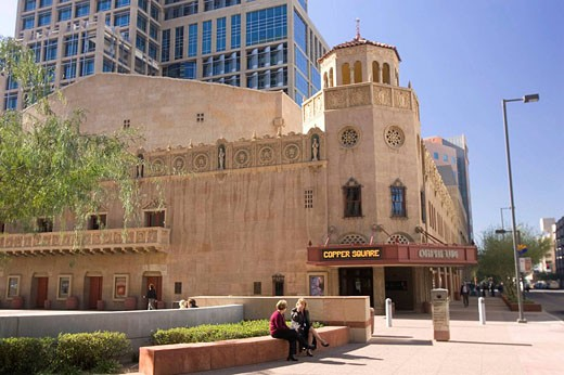 Phoenix, Arizona, USA : Stock Photo