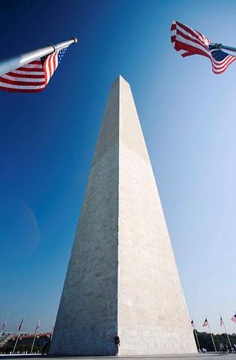 Washington Monument in Washington DC, USA : Stock Photo