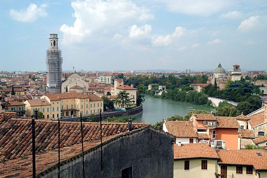 Verona, Veneto, Italy : Stock Photo