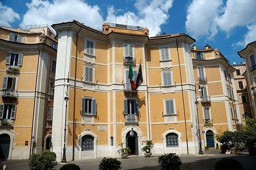 Stock Photo: 1566-512736 Rome, Italy