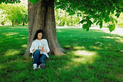 -Reading & Pleasure- : Stock Photo
