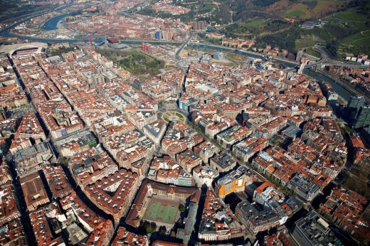 Stock Photo: 1566-517395 Bilbao, Biscay, Basque Country, Spain