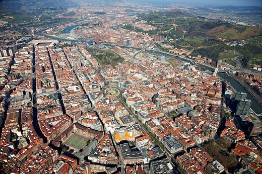 Stock Photo: 1566-517396 Bilbao, Biscay, Basque Country, Spain