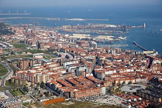 Stock Photo: 1566-517433 Santurtzi, Bilbao, Biscay, Basque Country, Spain