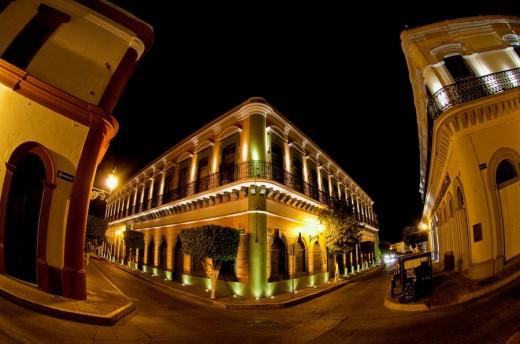 Stock Photo: 1566-520224 Melville Suites Hotel, Old Town, Mazatlan, Sinaloa, Mexico