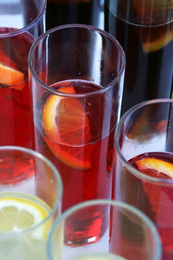 Stock Photo: 1566-523304 Drinks