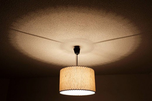 ceiling light : Stock Photo