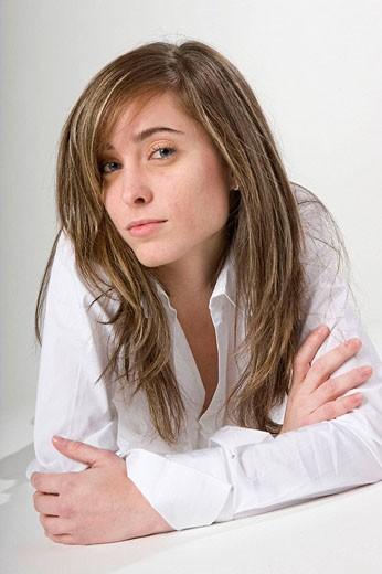 Woman face : Stock Photo