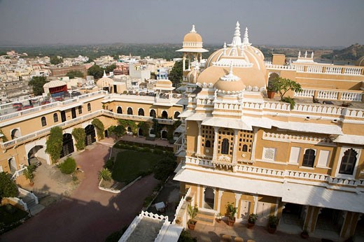 Deogarh Mahal, Deogarh, Rajasthan, India : Stock Photo