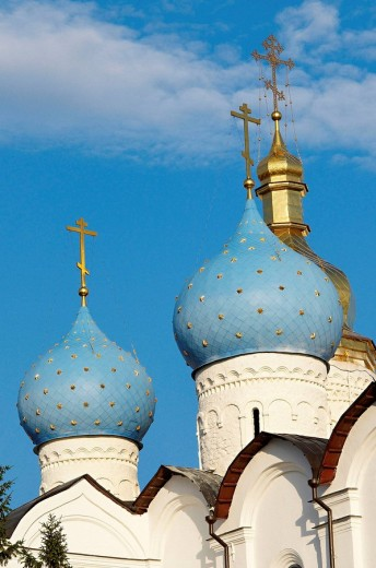 Stock Photo: 1566-535285 Historic and architectural complex of the Kazan Kremlin, Kazan, Republic of Tatarstan, Russia