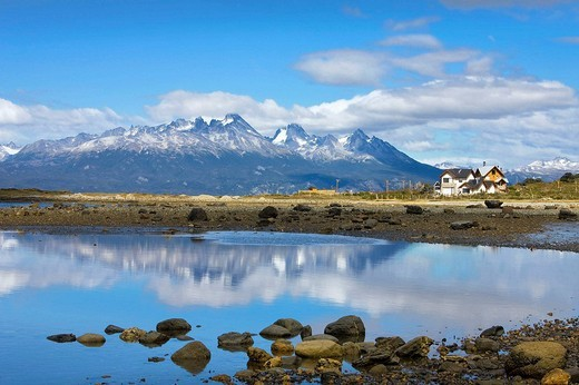 Stock Photo: 1566-536357 Ushuaia, Tierra del Fuego, Argentina (March 2009)
