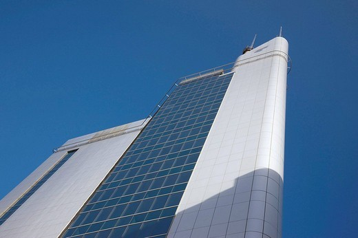 Stock Photo: 1566-538621 Telecom Tower, Port Louis, Mauritius