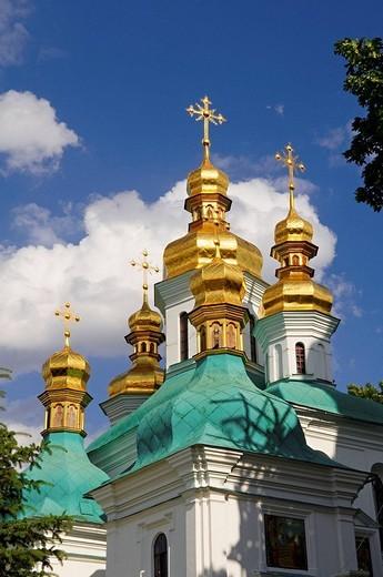 Kiev Monastery of the Caves Orthodox christian monastery, Kiev, Ukraine : Stock Photo