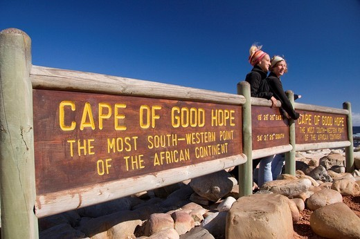 Cape of Good Hope, South Africa : Stock Photo