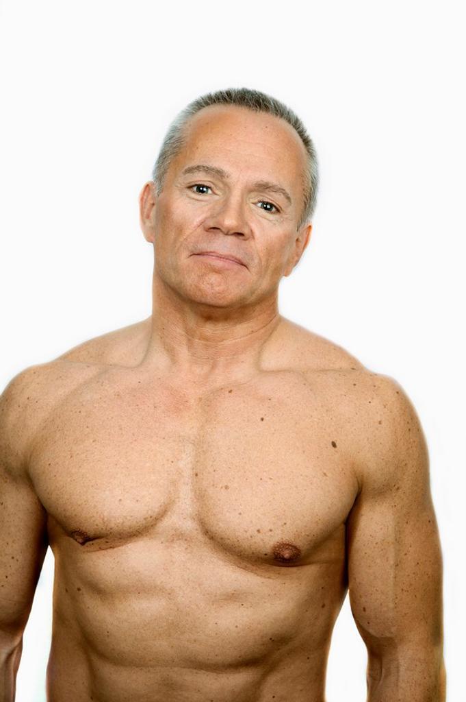 Older Man : Stock Photo