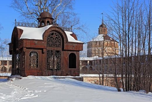 Stock Photo: 1566-574240 Kirillo-Belozersky Monastery, Kirillov, Vologda region, Russia