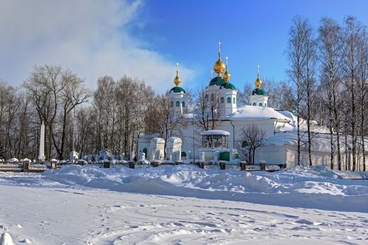 Stock Photo: 1566-574258 Cherepovets, Vologda region, Russia