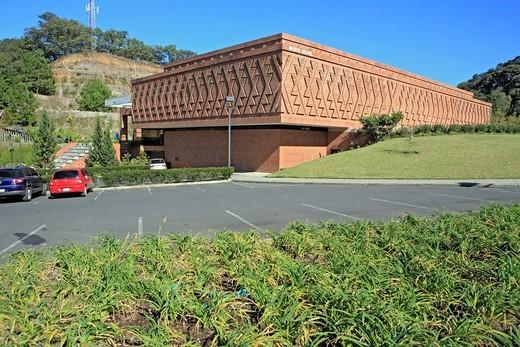 Stock Photo: 1566-576384 Museo Ixchel del Traje Indigena 1991-1993, Guatemala City, Guatemala