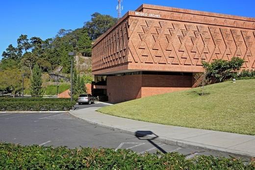 Museo Ixchel del Traje Indigena 1991-1993, Guatemala City, Guatemala : Stock Photo