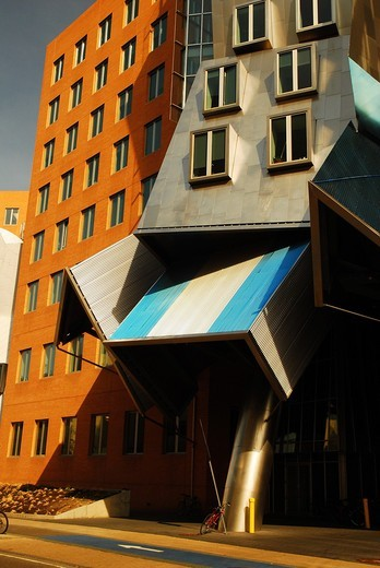 Stata Center, MIT : Stock Photo