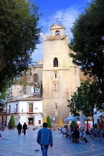 Stock Photo: 1566-583799 Plaza de Plateros  Jerez de la Frontera  Cádiz province  Spain