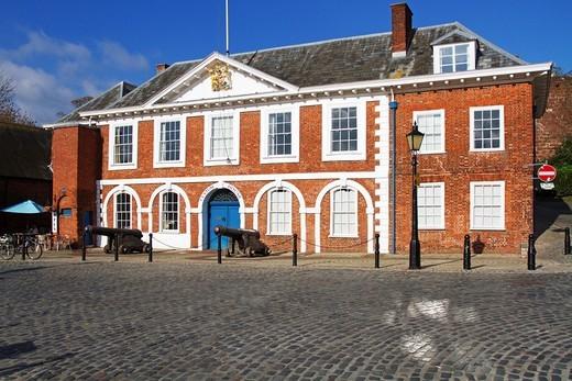 The Custom House, Exeter, Devon, England : Stock Photo