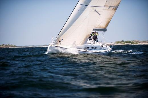 Stock Photo: 1566-587578 Yachting