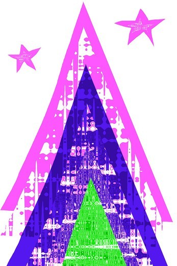 Stock Photo: 1566-590521 christmas-illustration
