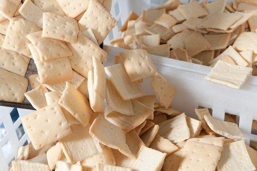 Stock Photo: 1566-593484 manufactures cookies and crackers