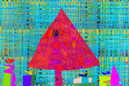 Stock Photo: 1566-596923 christmas illustration