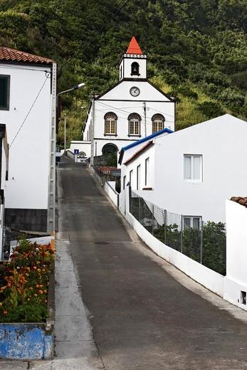 Stock Photo: 1566-600027 Ribeira Quente / Sao Miguel Island / Azores / Portugal