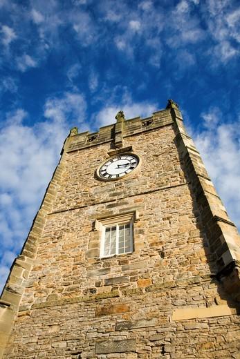 Stock Photo: 1566-600771 Holy Trinity Church Richmond North Yorkshire England