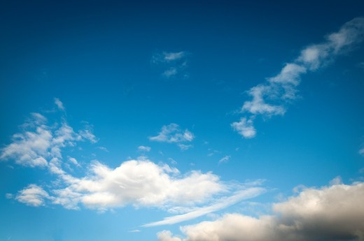 Stock Photo: 1566-603666 Clouds