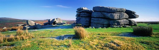Hayne, Dartmoor, Devon, UK : Stock Photo