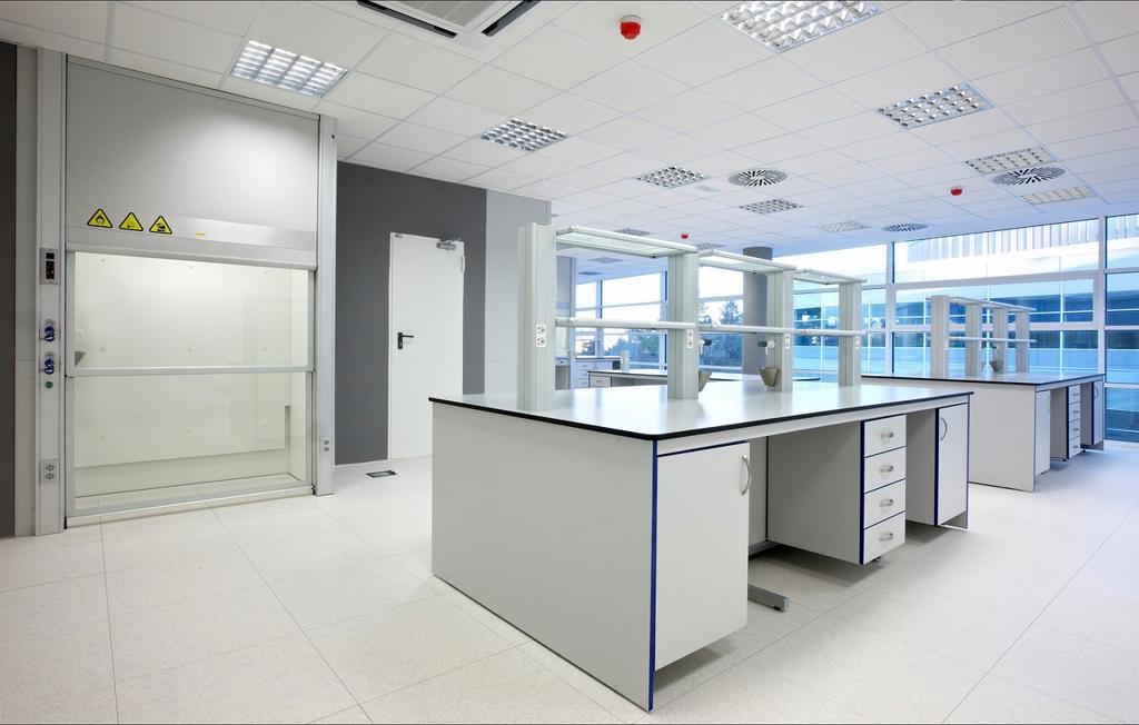 Stock Photo: 1566-606855 Furniture of a chemistry laboratory, biomedicine, San Sebastian, Donostia, Gipuzkoa, Euskadi, Spain