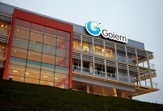 Mondragon Unibertsitatea (University of Mondragon), Goierri campus, Ordizia, Gipuzkoa, Euskadi, Spain : Stock Photo