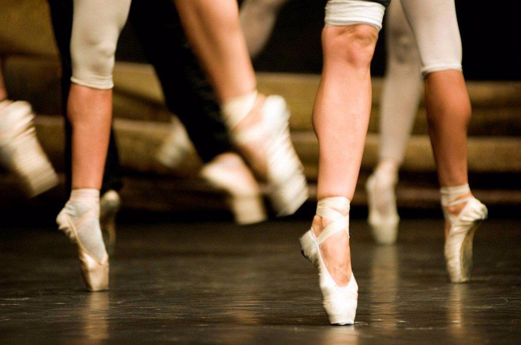 Ballet : Stock Photo