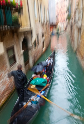Gondola, Venice, Veneto, Italy : Stock Photo