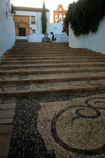 Stock Photo: 1566-613980 Cuesta del Bailio, Cordoba, Andalusia, Spain